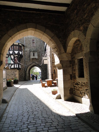 Solingen, Germany: Main gate