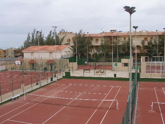 Elba Lucia Sport & Suite Hotel: sport
