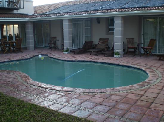 Atlantic Beach Villa: piscina