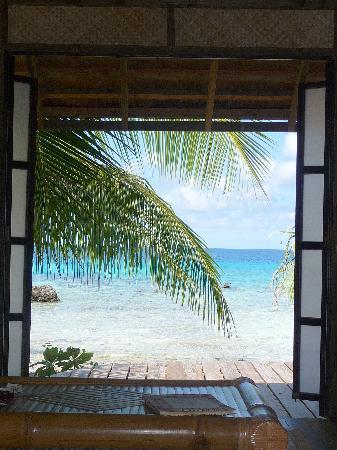 Tevahine Dream : Du lit au lagon, un seul pas...