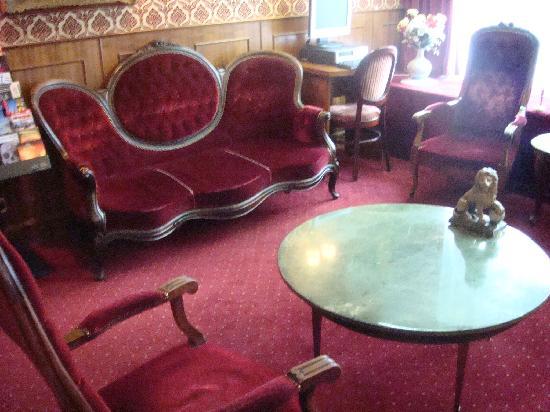 Hotel de Paris Amsterdam: Lobby