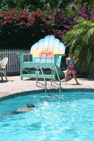 Ocean View Inn and Sports Pub: pool