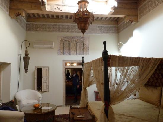 Riad Azoulay: Una delle Suite