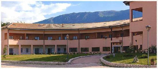 Caramanico Terme, Italy: L' Hotel