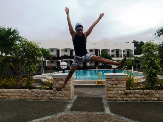 بانجلاو ريجينتس بارك ريزورت: jump shot!