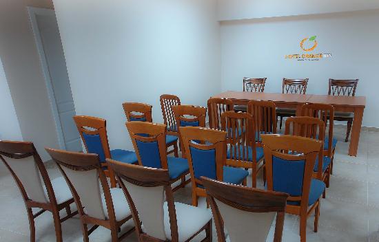 Hotel Orange Inn: seminar