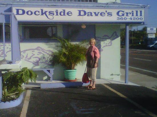 Dockside Dave's: Front Entrance