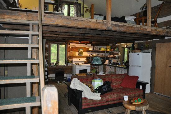 The Inn & Spa at Cedar Falls: Interior