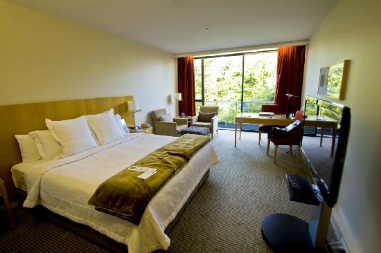 Commodore Airport Hotel, Christchurch : Fantastic Rooms at Copthorne Hotel Commodore Christchurch Airport