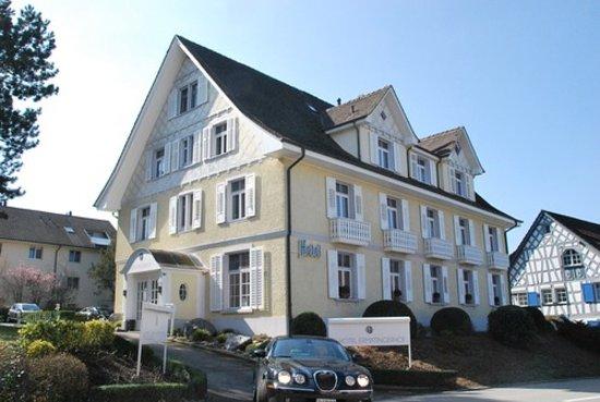 Hotel Ermatingerhof: Aussenansicht