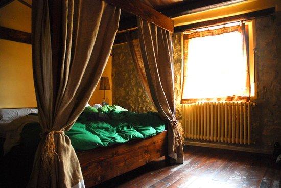 Le Case di Cardellino: camera da letto