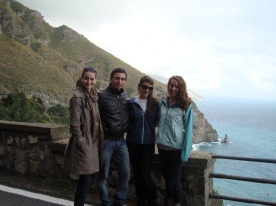 Sorrento Excursion Service: Amalfi coast