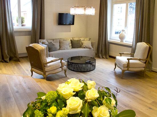 Hotel Ermatingerhof: Lounge