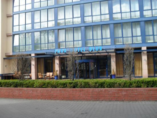 Park Hotel Blub Berlin Buschkrugallee