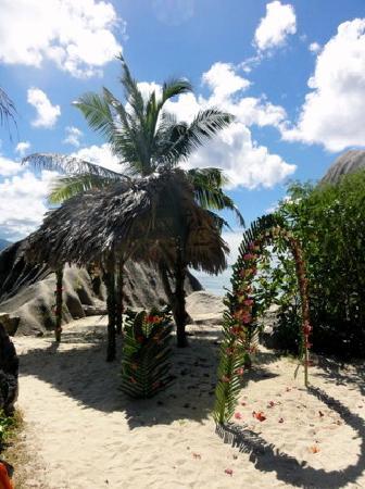 Anse Source D'Argent: La Digue