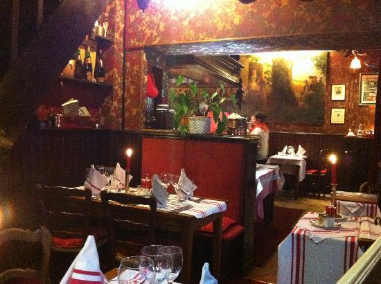 Hotel Le Vert Galant : Restaurant Etchegory