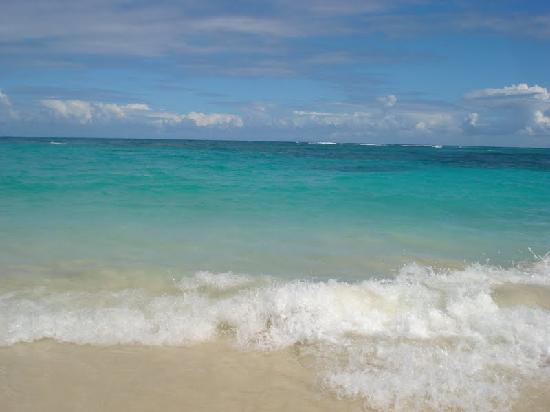 Hotel Riu Palace Punta Cana: Praia