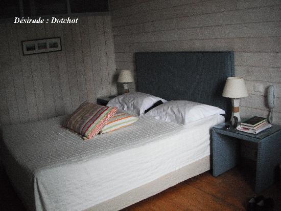 Hôtel La Désirade : ma chambre