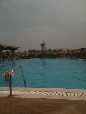 Coral Sea Holiday Village: the cold pool