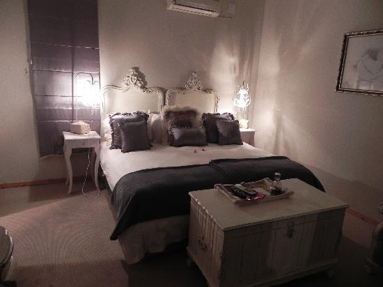 Villa on Joubert: Silver room