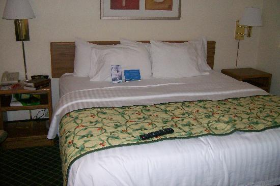 Mansfield, OH: Our king size bed