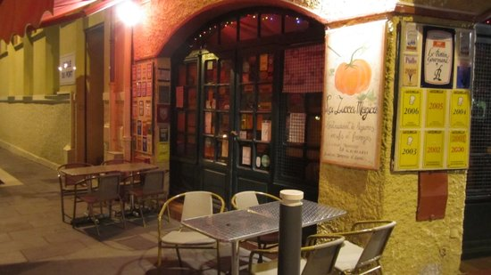 Zucca Magica Restaurant: exterior