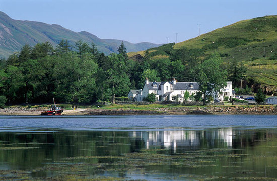 Shiel Bridge, UK: Kintail Lodge Hotel