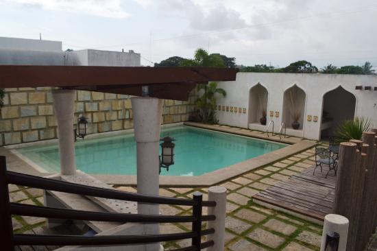 Java Hotel: swimming pool