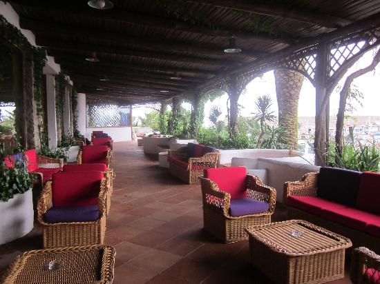 Approdo Resort Thalasso Spa: Lounge area