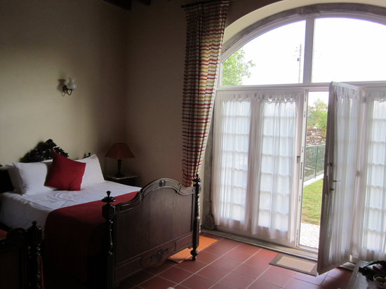 Quinta do Scoto: Sr Miguel suite has two Queen beds