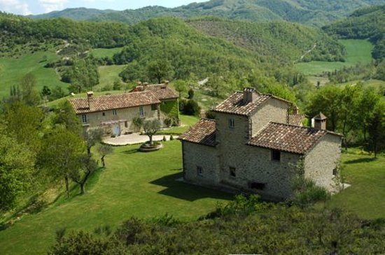 Montone, Italien: Pereto country house