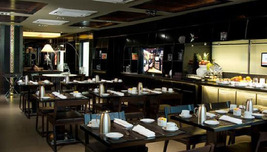 Lennox Hotel Buenos Aires: Desayunador