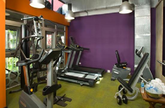 Lennox Hotel Buenos Aires: Fitness center