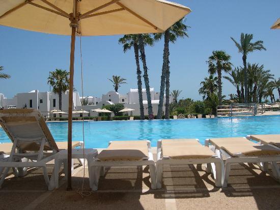 Seabel Aladin Djerba: piscine