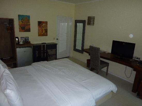 Scallywags Resort: Habitación