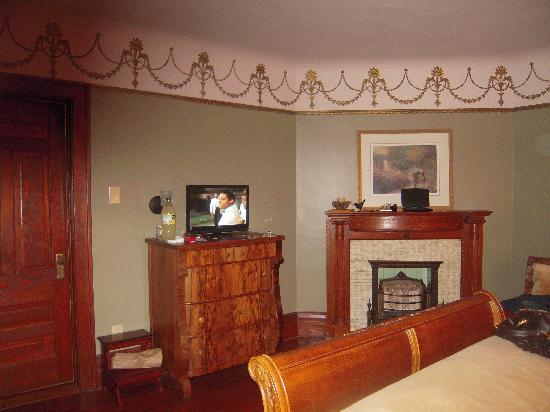 Market Street Inn: bexley room