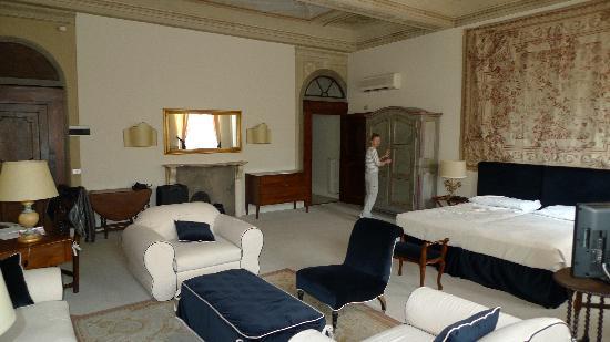 J & J Historic House Hotel: La suite
