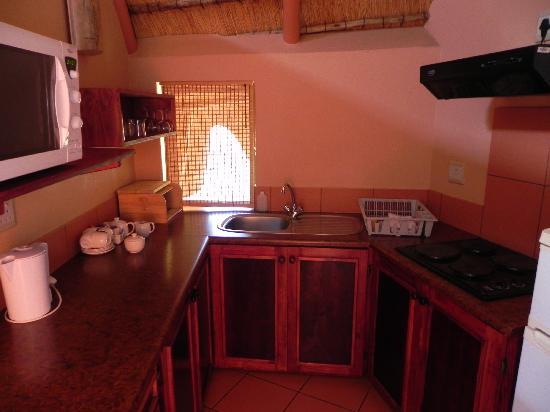 Didima Camp: Kitchen