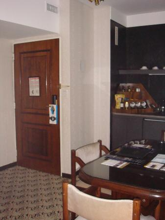 Feirs Park Hotel: quarto