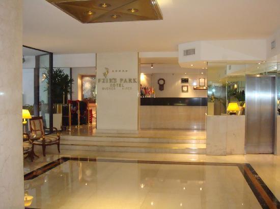 Feirs Park Hotel: lobby