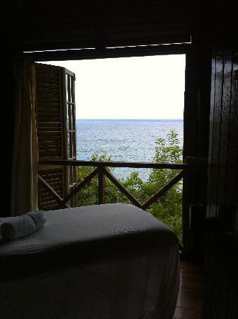 Jungle Bay, Dominica: das spa