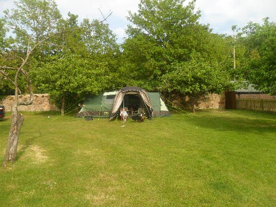 Cofton Holidays: Out pitch