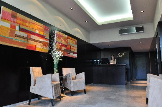 Palermo Place by P Hotels: Palermo Place Lobby