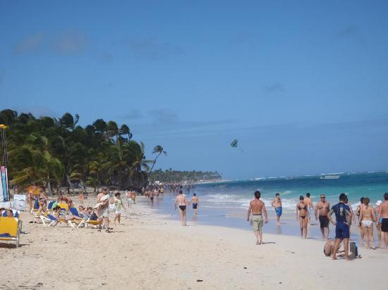 Iberostar Punta Cana: praia do hotel