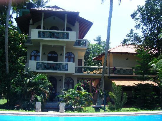 Shangri-Lanka Villa: Hotel