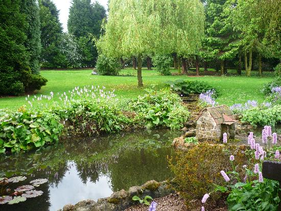 Brown's Old Orchard Cottage: the Cottage's gardens