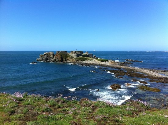 Alderney, UK: Fort Clonque