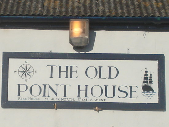 Angle, UK: The Old Point House