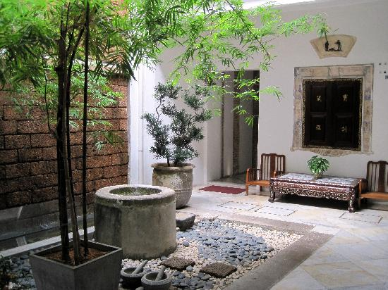 Courtyard @ Heeren Boutique Hotel: Courtyard