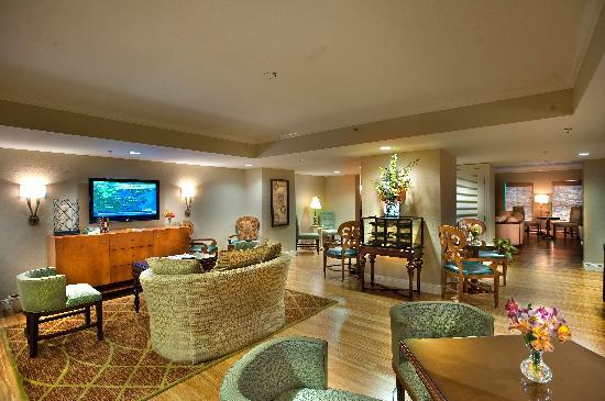 Crowne Plaza Hotel Astor-New Orleans: Exective Club Lounge